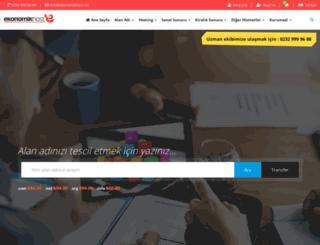 my.ekonomikhost.net screenshot