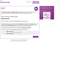 my.if.com screenshot
