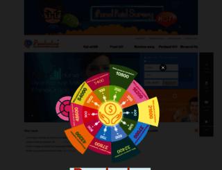 my.ipanelonline.com screenshot