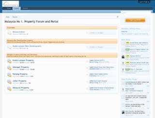 my.ipushproperty.com screenshot