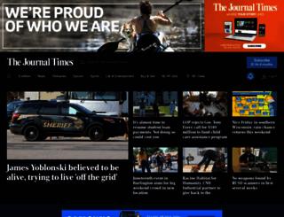my.journaltimes.com screenshot
