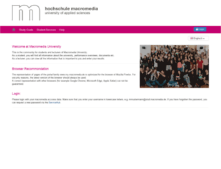 my.macromedia.de screenshot