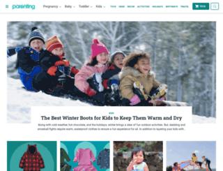 my.parenting.com screenshot