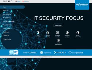 my.prosperita.co.id screenshot