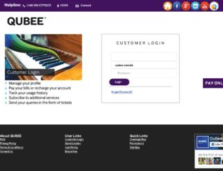 my.qubee.com.bd screenshot