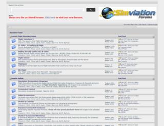 my.simviation.com screenshot