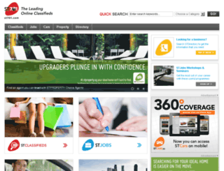 my.st701.com screenshot