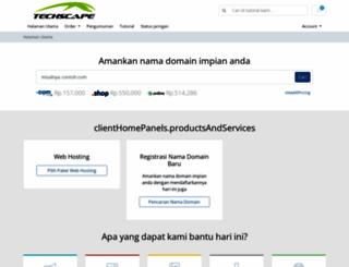 my.techscape.co.id screenshot