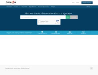 my.tumeva.com screenshot