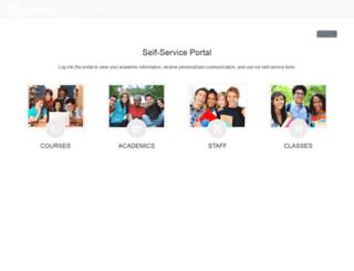 my.unitekcollege.edu screenshot