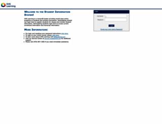 my.vhslearning.org screenshot