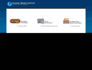 my.wrif.com screenshot