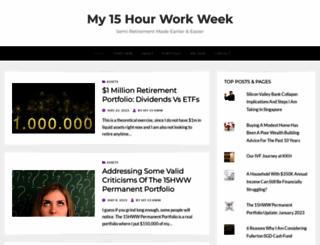 my15hourworkweek.com screenshot