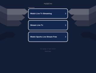 my2p2.eu screenshot