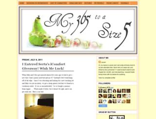 my365toasize5.blogspot.com screenshot