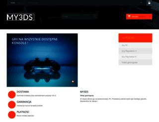 my3ds.pl screenshot