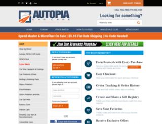 myaccount.autopia-carcare.com screenshot