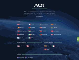 myacn.eu screenshot