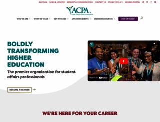 myacpa.org screenshot