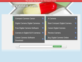 myadda.com screenshot