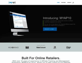 myaffiliateprogram.com screenshot