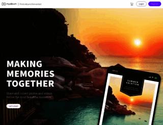 myalbum.com screenshot