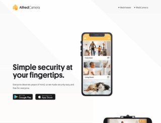 myalfred.co screenshot