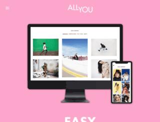 myallyou.net screenshot