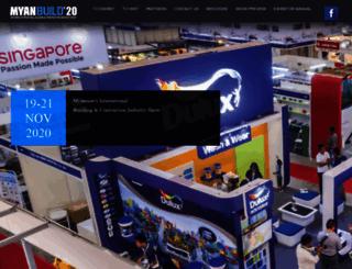 myanbuild.net screenshot