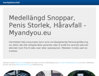 myandyou.eu screenshot