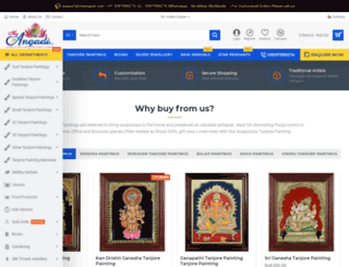 myangadi.com screenshot