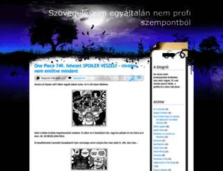 myanimeneko.blogspot.com screenshot