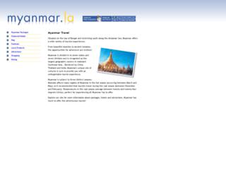 myanmar.la screenshot