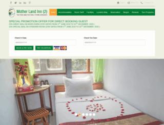myanmarmotherlandinn.com screenshot