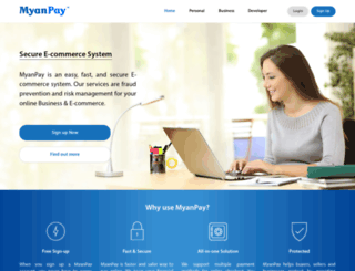 myanpay.com.mm screenshot