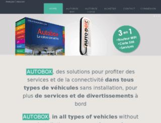 myautobox.com screenshot