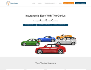 myautogenius.com screenshot