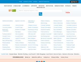 myb2bindia.com screenshot