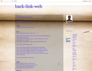 myback-link-web.blogspot.com screenshot