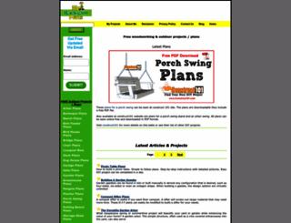 mybackyardplans.com screenshot