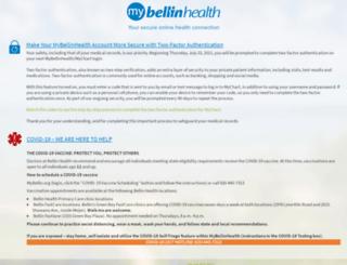 mybellinhealth.com screenshot