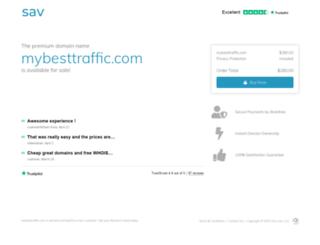 mybesttraffic.com screenshot