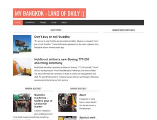 mybkk.com screenshot