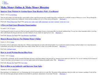 myblog2day.com screenshot