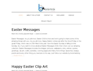 mybloggingdiary.com screenshot