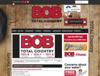 mybobcountry.com screenshot