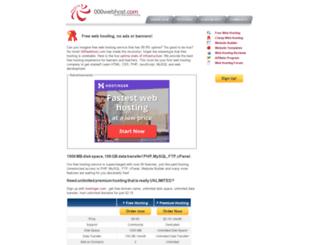 mybookmark.000webhost.com screenshot