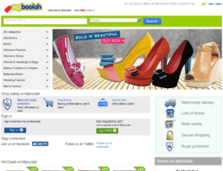 myboolah.com screenshot