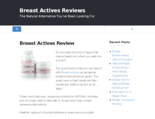 mybreastactives.info screenshot