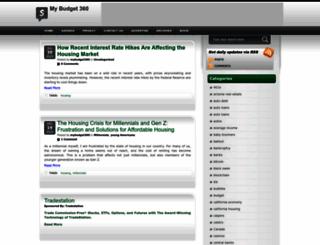 mybudget360.com screenshot